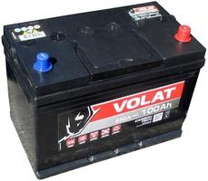 Аккумулятор автомобильный 100 Аh VOLAT  JAPAN