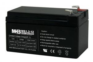 Аккумулятор для мотоциклов MHB MS 1,3-12 12V 1,3Ah
