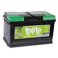 Аккумулятор автомобильный 80 Topla AGM STOP&GO