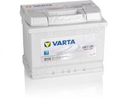 Аккумулятор автомобильный 63 VARTA SILVER DYNAMIK