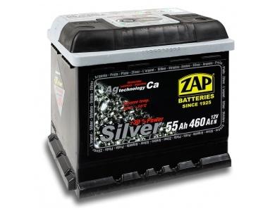 Аккумулятор автомобильный 55 Ah-555 27-ZAP SILVER /о.п./