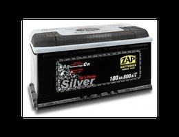 Аккумулятор автомобильный 100 Ah ZAP SILVER /о.п./
