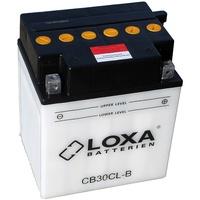 Аккумулятор для мотоциклов LOXA CB 30CL-B 30Ah
