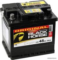 Аккумулятор автомобильный Black Horse 45 R