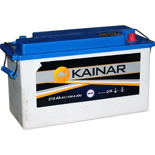 Грузовой аккумулятор Kainar 6 вольт, 3СТ-215