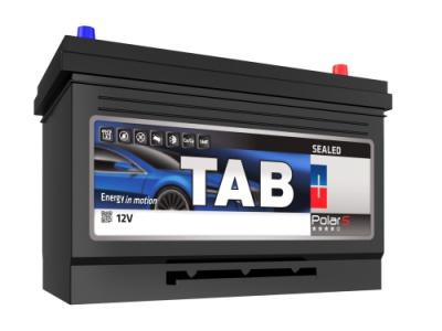 Аккумулятор автомобильный Tab Polar S Asia 65 JR