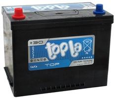 Аккумулятор автомобильный 60 TOPLA TOP Asia L+
