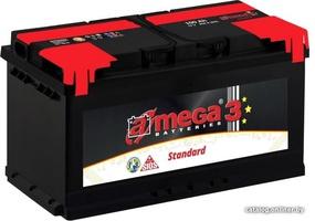 Аккумулятор автомобильный A-mega Standard 80 R