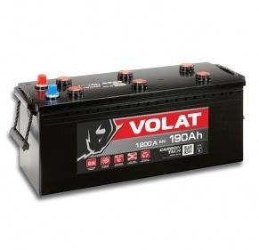 Грузовой аккумулятор 190 Аh VOLAT