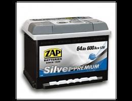 Аккумулятор автомобильный 65 Ah 565 35 ZAP SILVER PREMIUM R+ /о.п./
