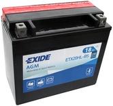 Аккумулятор для мотоциклов Exide 18 Ah