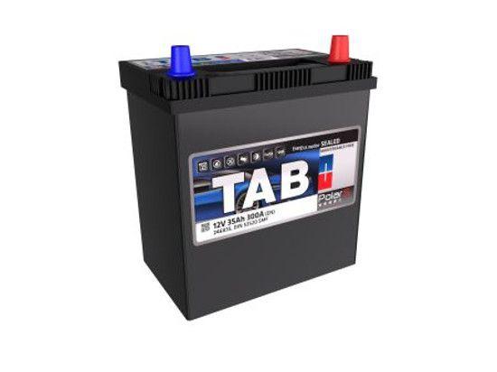 Аккумулятор автомобильный Tab Polar S Asia 35 JR