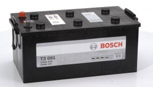 Грузовой аккумулятор Bosch Т3 220