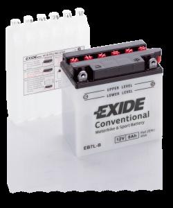 Аккумулятор для мотоциклов Exide Conventional 8 Ah