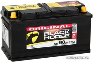 Аккумулятор автомобильный Black Horse 90 R