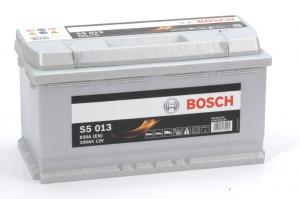 Аккумулятор автомобильный Bosch S5 Silver Plus 100 R