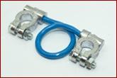 Аксессуары для аккумуляторов Перемычка грузовая 45 см, сеч. 25 мм2