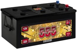 Грузовой аккумулятор 555 225 L