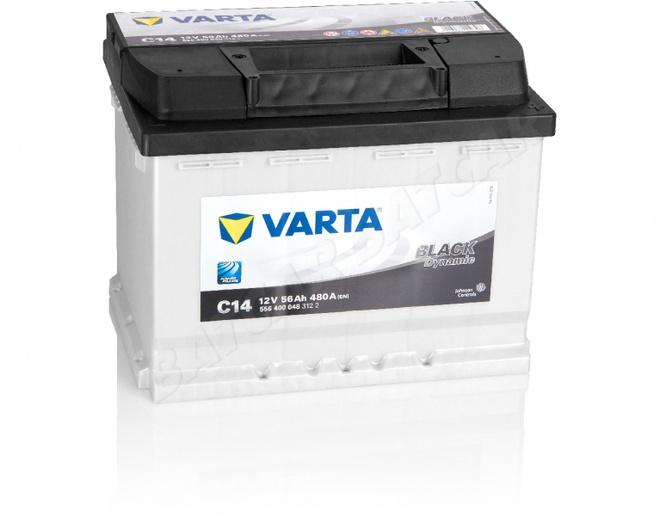 Аккумулятор автомобильный 56 VARTA  BLACK DYNAMIK
