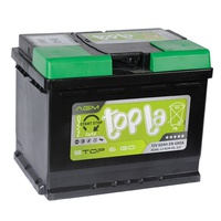 Аккумулятор автомобильный 60 Topla  AGM STOP&GO