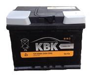 Аккумулятор автомобильный KBK 60 R