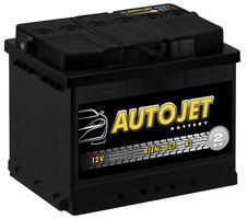 Аккумулятор автомобильный AutoJet 55 L