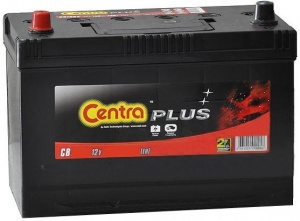 Аккумулятор автомобильный Centra Plus 100 JL