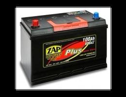 Аккумулятор автомобильный 100 Ah ZAP PLUS JAPAN L