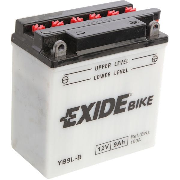 Аккумулятор для мотоциклов Exide Conventional 9 Ah