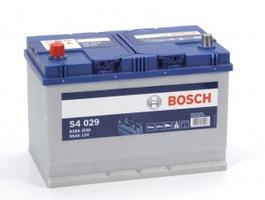 Аккумулятор автомобильный Bosch S4 Asia Silver 95 JL