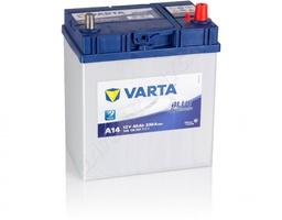 Аккумулятор автомобильный 40 VARTA BLUE DYNAMIK  JAPAN
