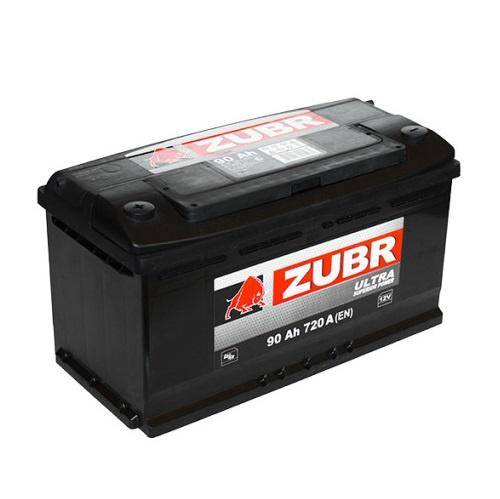 Аккумулятор автомобильный 90 ŻUBR ULTRA