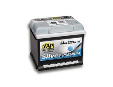 Аккумулятор автомобильный 55 Ah 555 35 ZAP SILVER PREMIUM /о.п./