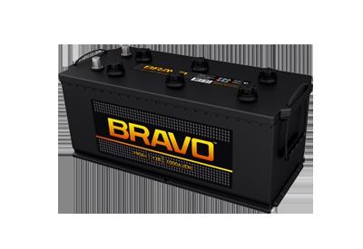 Грузовой аккумулятор BRAVO 6СТ-190 Евро