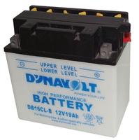Аккумулятор для мотоциклов Dynavolt DA DB 16CL-B