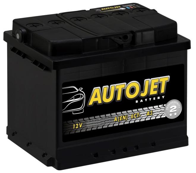 Аккумулятор автомобильный AutoJet 55 R
