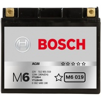 Аккумулятор для мотоциклов Bosch YT12B-BS / YT12B-4 12Ah