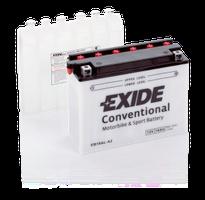 Аккумулятор для мотоциклов Exide Conventional 16 Ah
