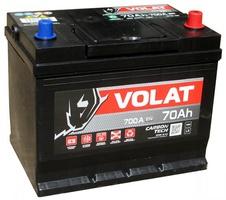 Аккумулятор автомобильный 70Ah VOLAT  JAPAN