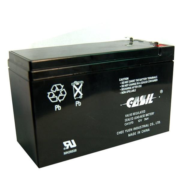 Аккумулятор для мотоциклов Casil  12V-7 Ah