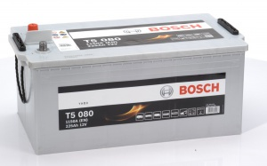 Грузовой аккумулятор Bosch T5 225