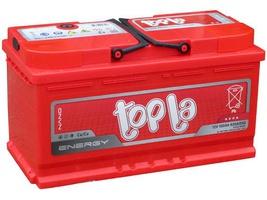 Аккумулятор автомобильный 100  TOPLA Energy R+
