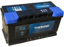 Аккумулятор автомобильный 90 Ah THOMAS