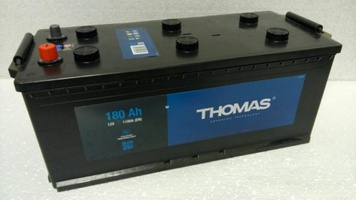 Грузовой аккумулятор 180 Ah THOMAS