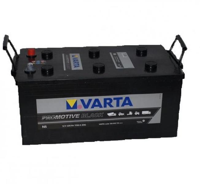 Грузовой аккумулятор 180 VARTA Promotive BLACK R