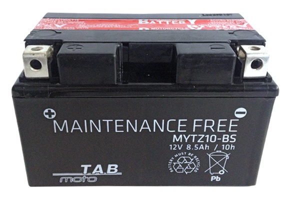 Аккумулятор для мотоциклов Tab YTX9-BS 8Ah