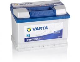 Аккумулятор автомобильный 60 VARTA BLUE DYNAMIK