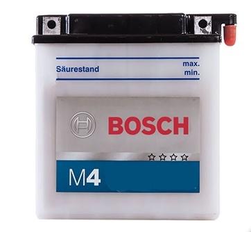 Аккумулятор для мотоциклов Bosch YB3L-A 3Ah