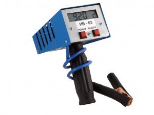 Аксессуары для аккумуляторов Нагрузочная вилка для проверки АКБ ОРИОН HB-03 100/200А 12В