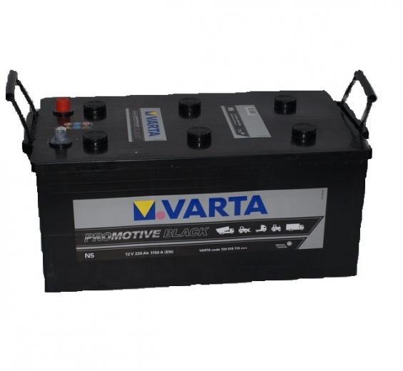 Грузовой аккумулятор 220 VARTA Promotive BLACK